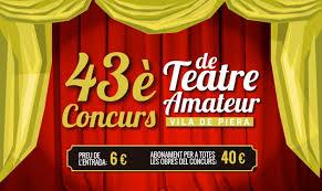 Actuació amb nota al 43è Concurs de Teatre Amater de Piera