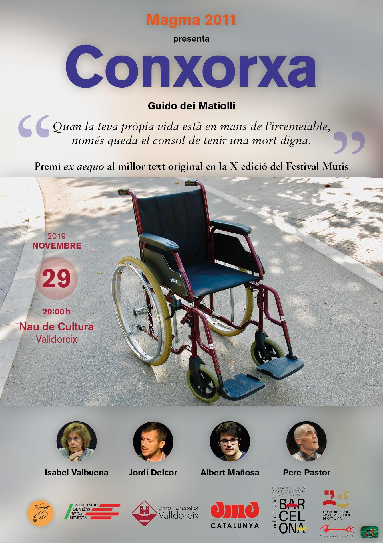 """Conxorxa"" a l'Ateneu Adrianenc"
