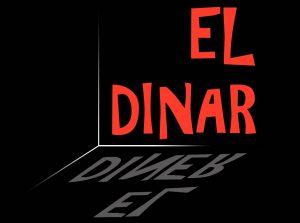 """Cartell de """"El Dinar"""""""
