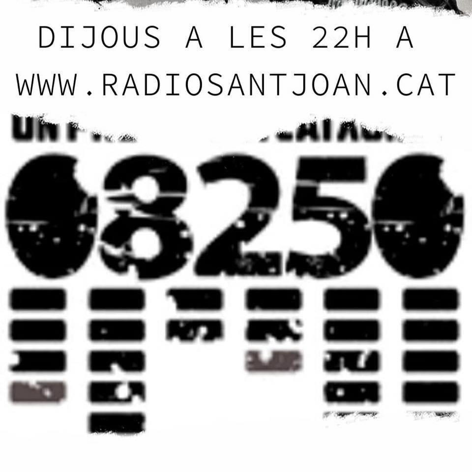 """Disponible el podcast del """"08250"""", amb en Pere Jota"""